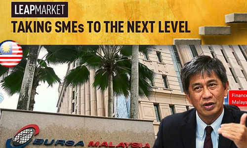 Eleven SMEs prepare to take major LEAP